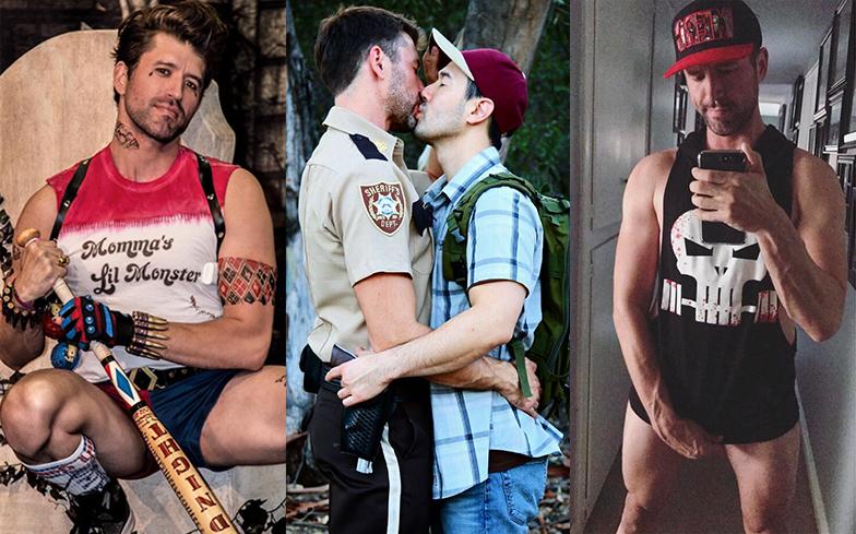 Bu Çekici Gay Cosplayer Tüm Fantezilerinizi Hayata Geçirecek!