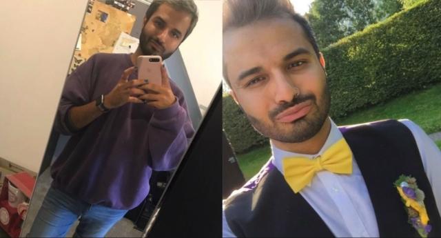 Suleiman, Homofobi Yüzünden Orta Doğu'dan Kaçtı!