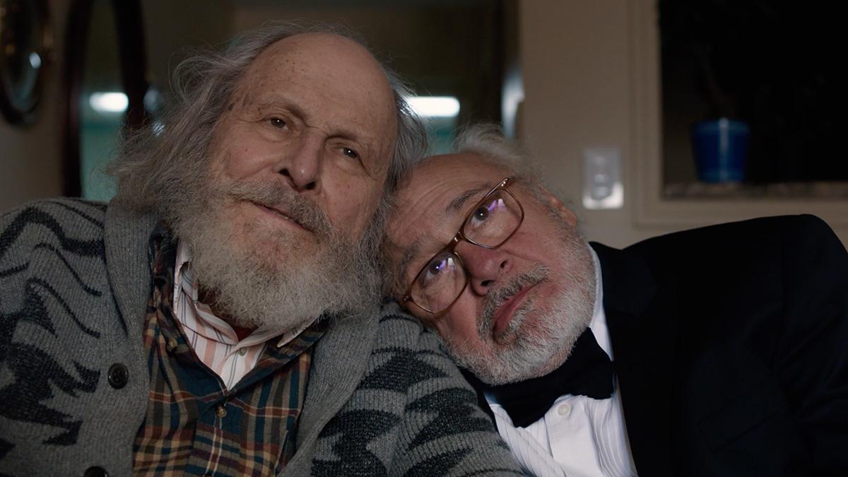 Danny Devıto'nun filmi 'Curmudgeons' LGBT Kısa Film Ödülüne Aday