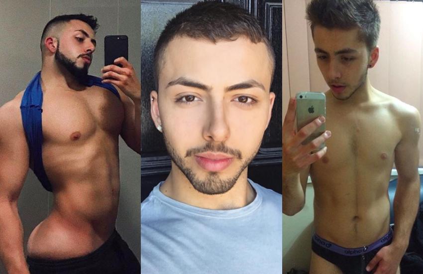 Eşcinsel Erkek Zorbalık ve Yeme Bozukluğuna Karşı Fotoğraflarıyla Savaşıyor