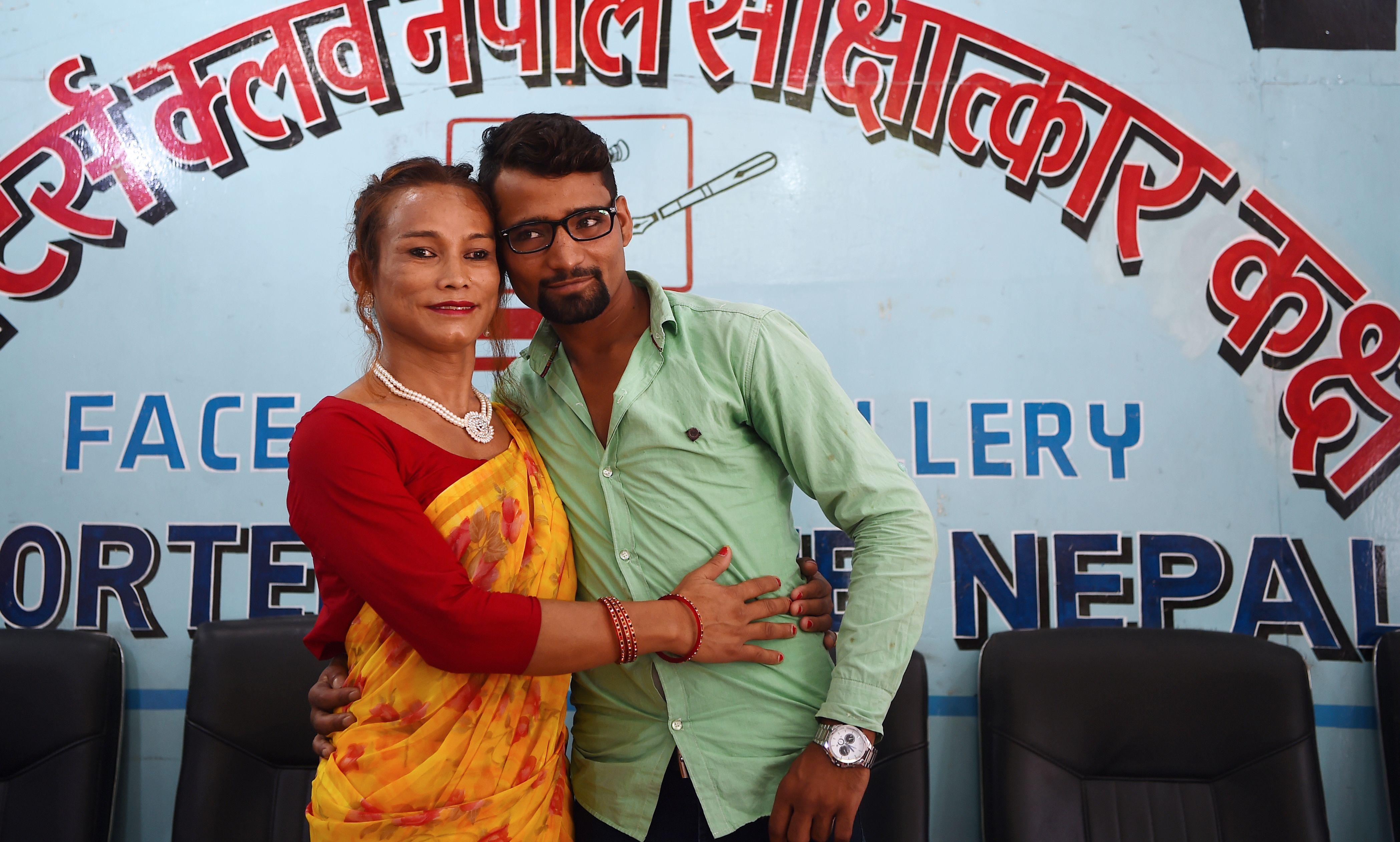 AŞK KAZANACAK! Nepalli Çift, İlk Trans Evlilik İle Tarih Yazıyor!