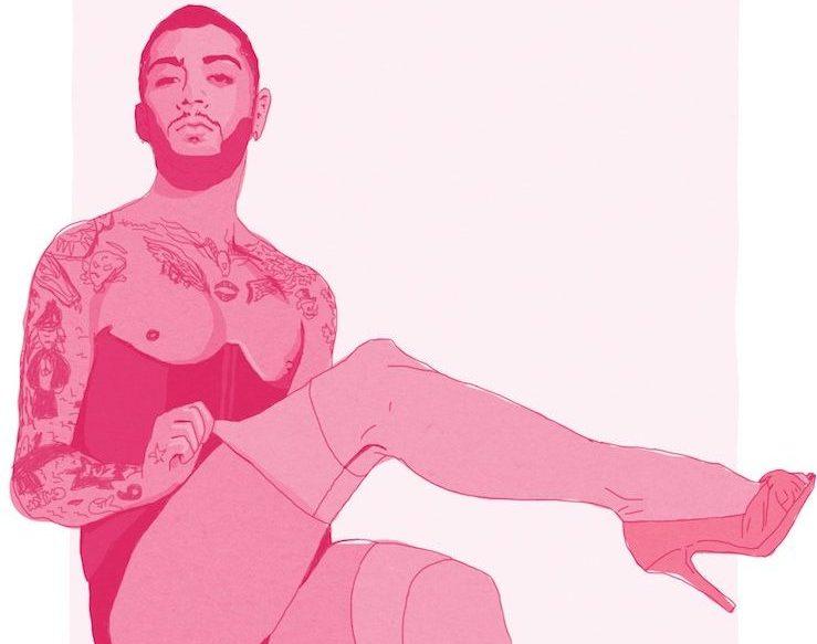 Erotik Dokunuşla Yeniden Yorumlanan Zayn Malik'li Vogue Kapağı!