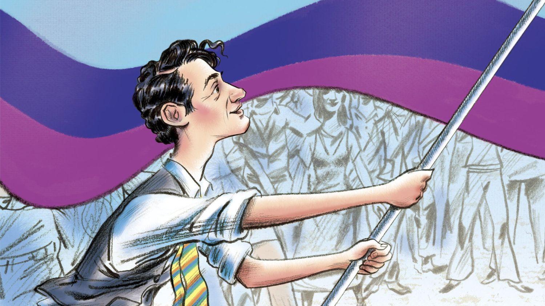 Yeni Bir Çocuk Kitabı, LGBT Bayrağı'nın Kökeninin İzlerini Sürüyor