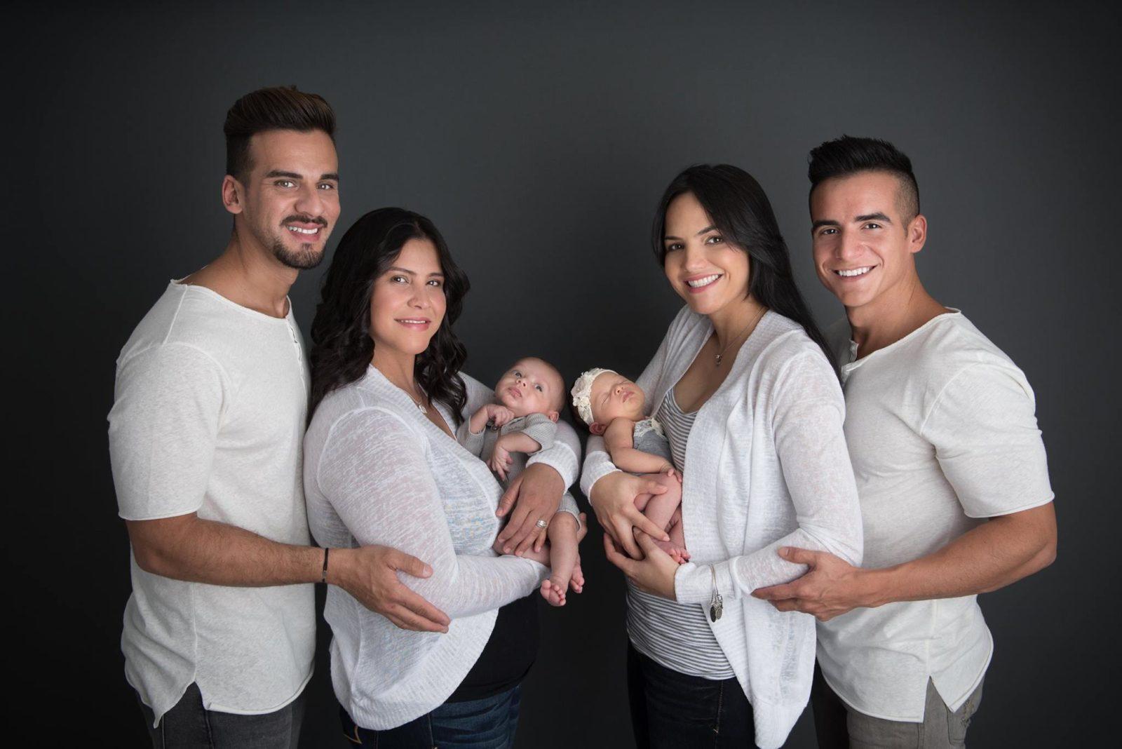 Lezbiyen Çift Bebek Sahibi Oldu, Sperm Donörleriyse Gay Bir Çift!