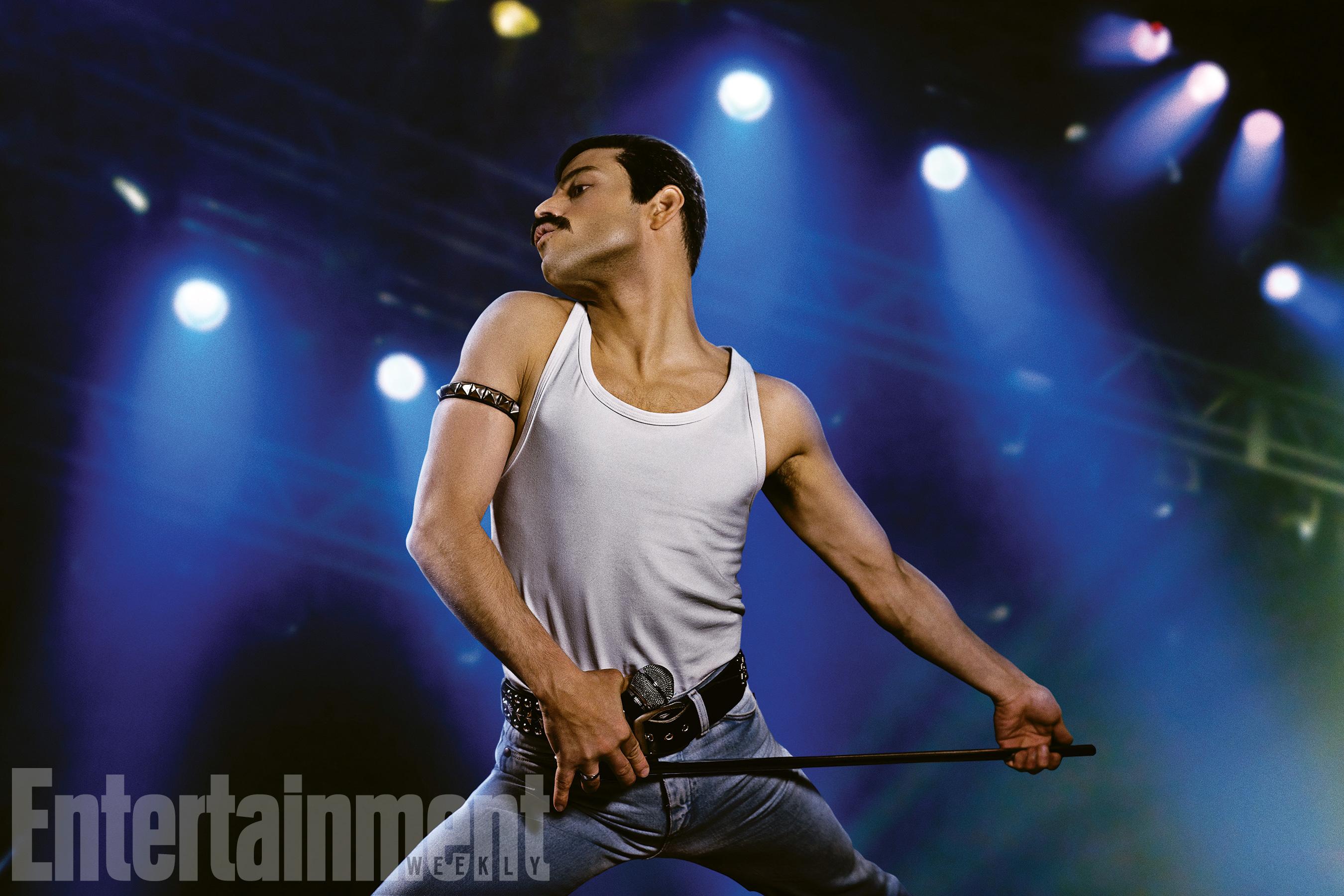 Rami Malek, Freddie Mercury Ol-du!