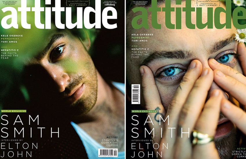 Sam Smith: 'Eşcinsel Olduğumu On Yaşımda Açıkladım'