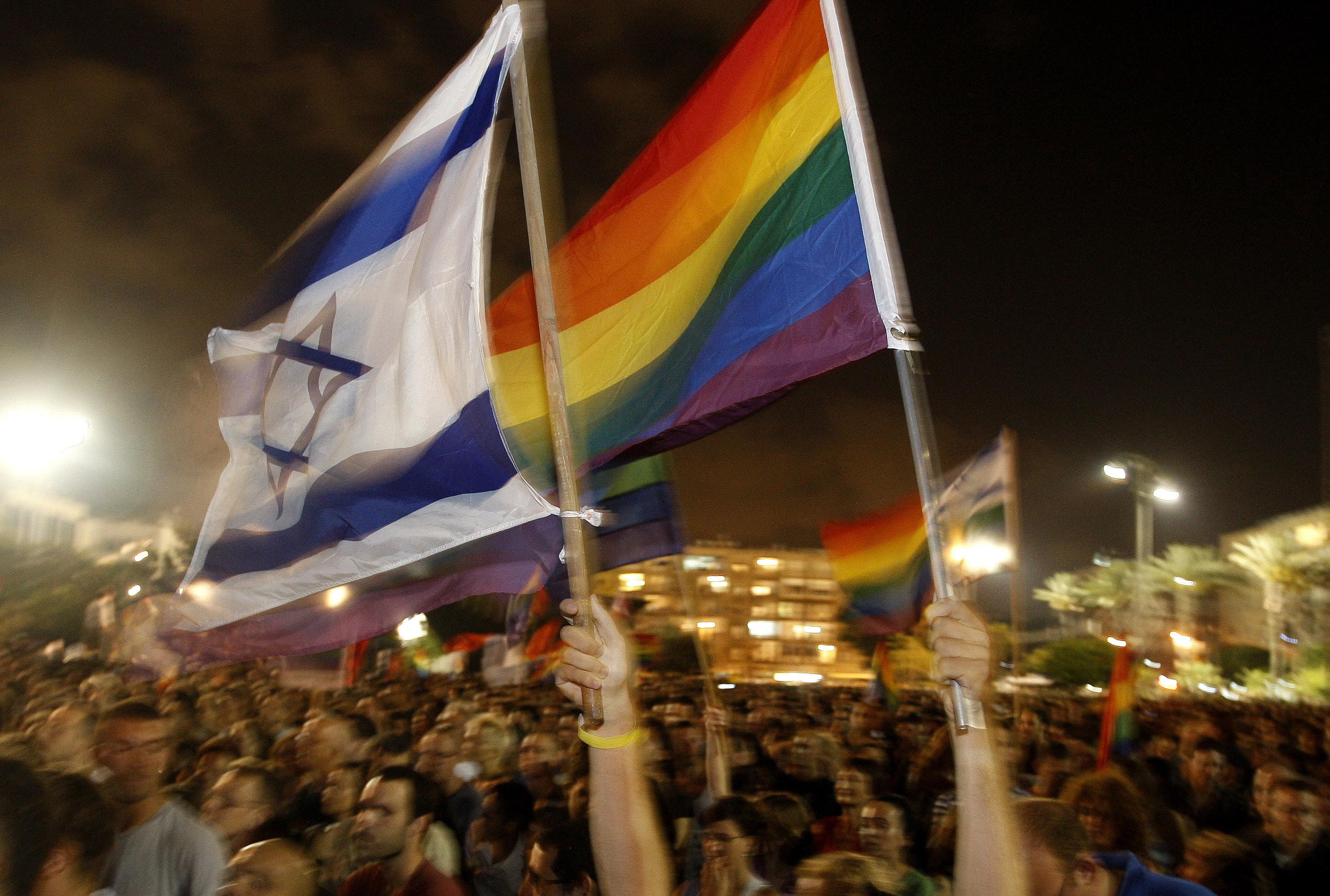 """İsrail Anayasa Mahkemesi: """"Eşcinsel Evlilik Hak Değildir!"""""""