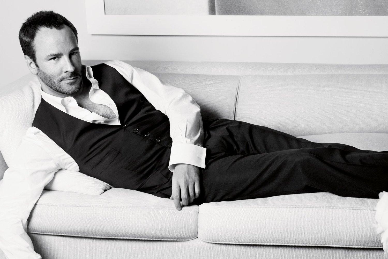 """Tom Ford: """"Bir Erkekle Yatmak Sizi Gay Yapmaz"""""""