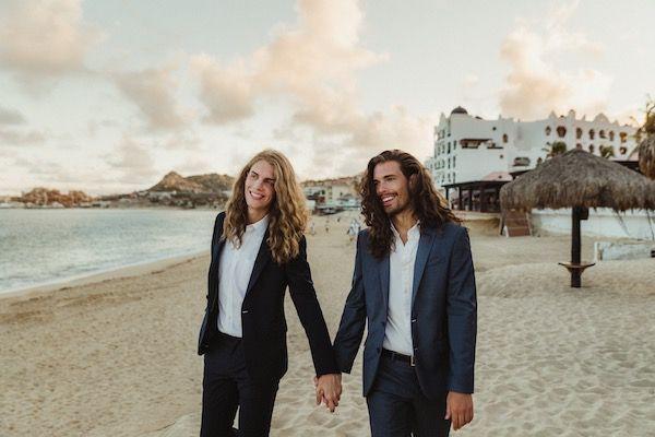 Sosyal Medyanın Rüya Çifti Sade Bir Törenle Evlendi