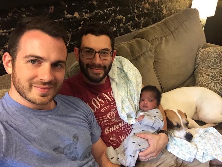 Rob ve Zack'in Baba Olma Hikayesine Bir Göz Atın