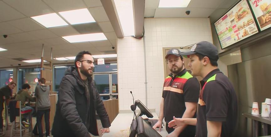 İzleyin: Burger King'ten, Zorbalığa Hayır Videosu