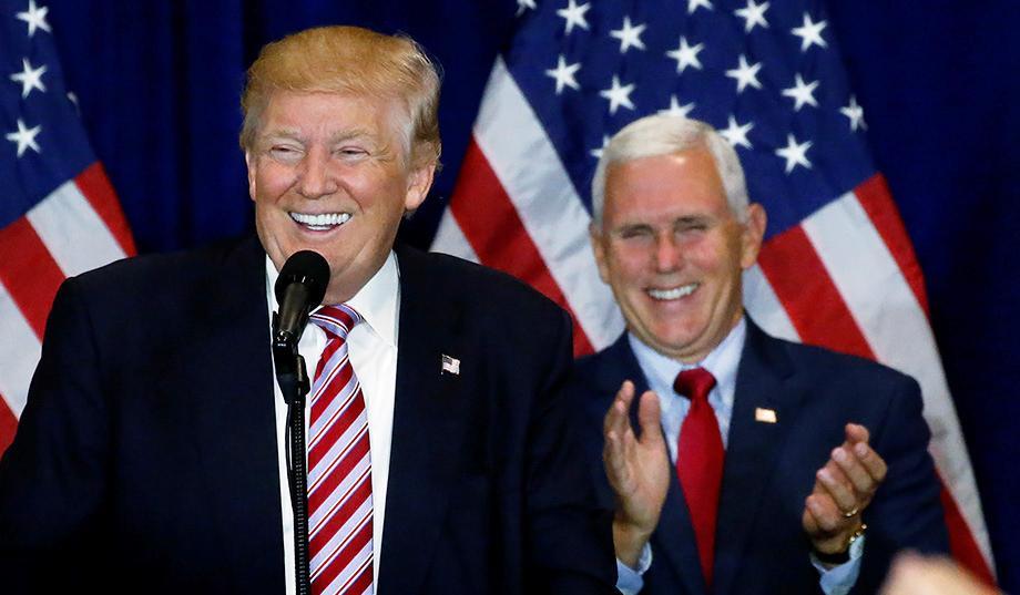 Donald Trump'ın 'Bütün Eşcinselleri Asın' Şakası!!