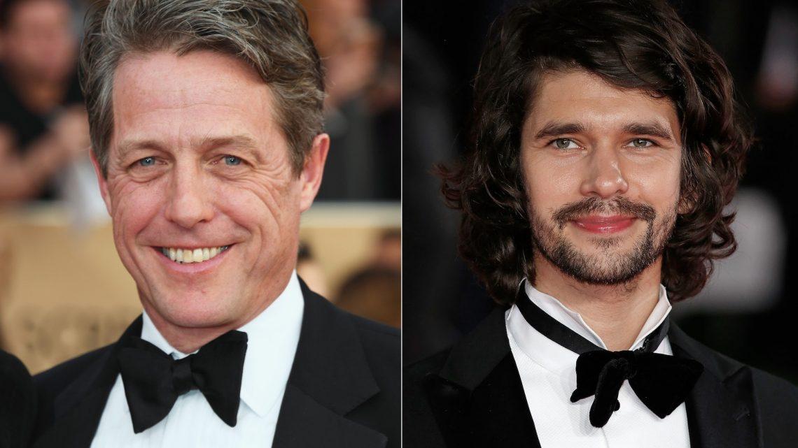 Hugh Grant ve Ben Whishaw Yeni BBC Dizisinde İki Aşığı Canlandıracak