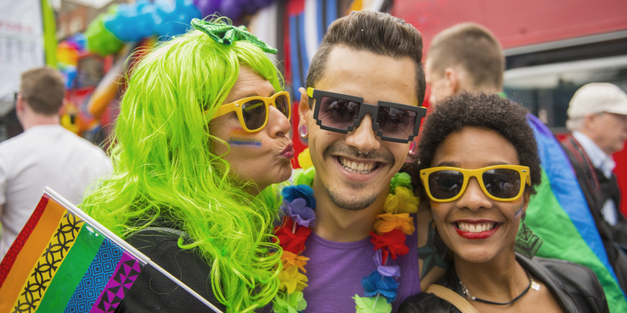 Kendini Biseksüel Olarak Tanımlayan Gençlerin Sayısı Giderek Artıyor