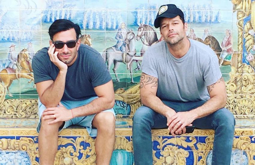 Ricky Martin ve Nişanlısının Puerto Rico'yu Yeniden İnşa Etme Çabası Takdir Topladı