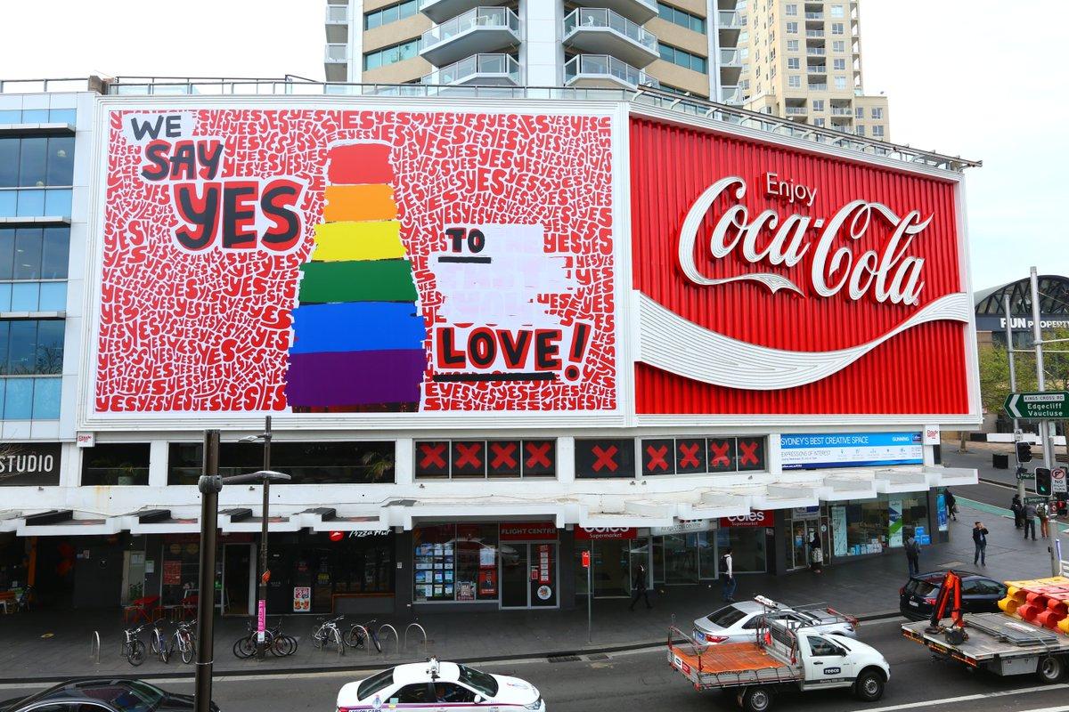 Dünya Devleri Avustralya'nın Evlilik Eşitliğini Kutluyor!