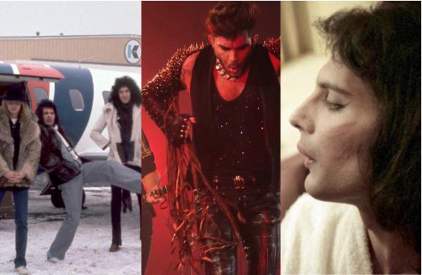 Freddie Mercury, Queen ve Adam Lambert'ın Gün Yüzüne Çıkmamış Fotoğrafları!