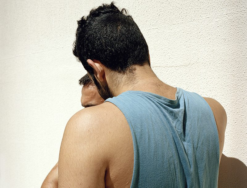 ÖZEL DOSYA: Türkiye'ye Kaçmak Zorunda Kalan İran'ın Gizli Eşcinsellerinin Fotoğrafları