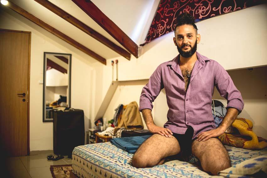 Haifa, İsrail'den 13 Eşcinsel İle Tanışın