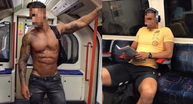 Erkeklerin, Toplu Taşımada Fotoğraflarının Çekilip Paylaşıldığı 'TubeCrash' !