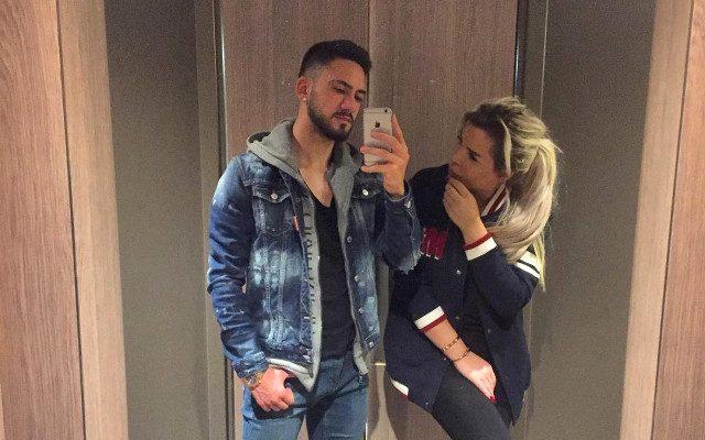 Selin Ciğerci, Futbolcu Sevgilisini Tanıttı!