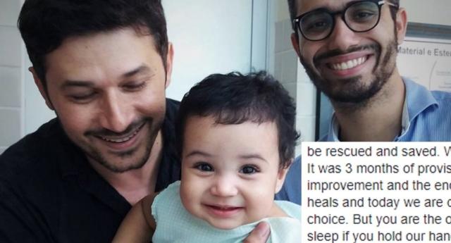 Eşcinsel Babanın Oğluna Yazdığı Duygusal Mektup Paylaşım Rekoru Kırdı!
