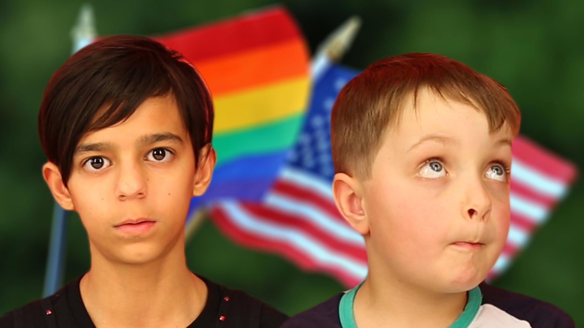 İzleyin: Avustralyalı Çocukların Evlilik Eşitliği Hakkındaki Düşünceleri
