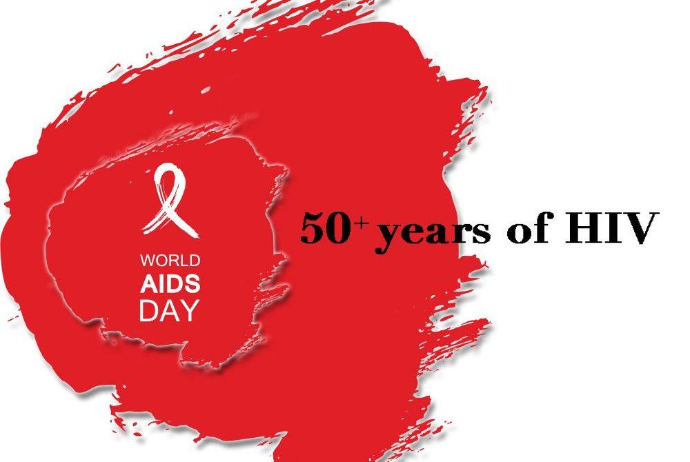 HIV'in 50 Yılı!