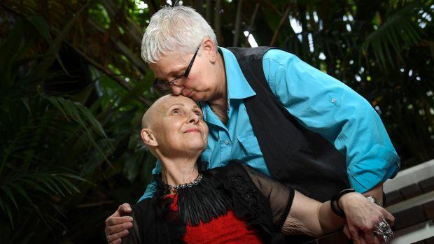 Kanser Hastası Kadın, Ölmeden Önceki Son Dileğine Kavuştu ve Evlendi
