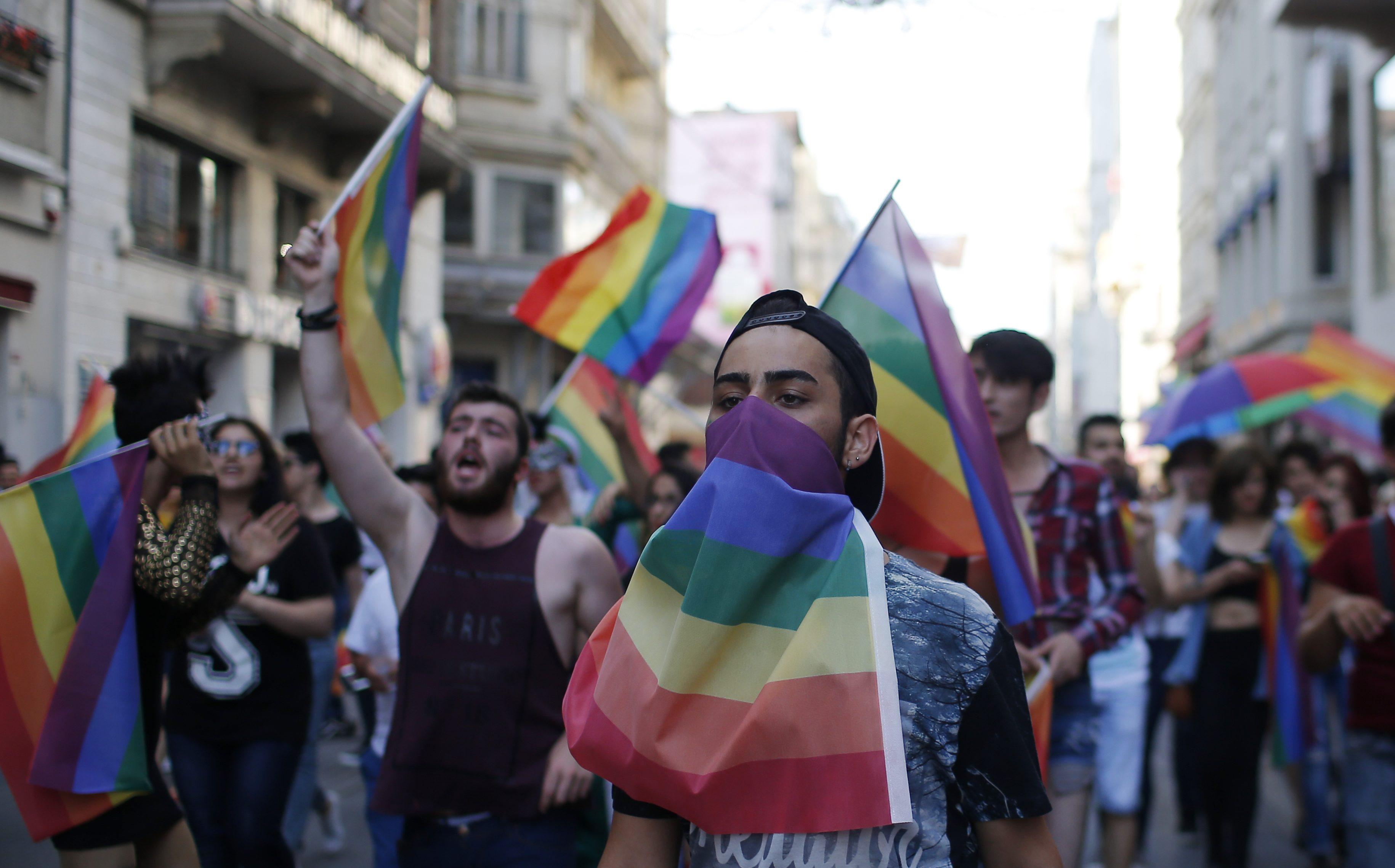 2017, Homofobik Bir Yıldı!