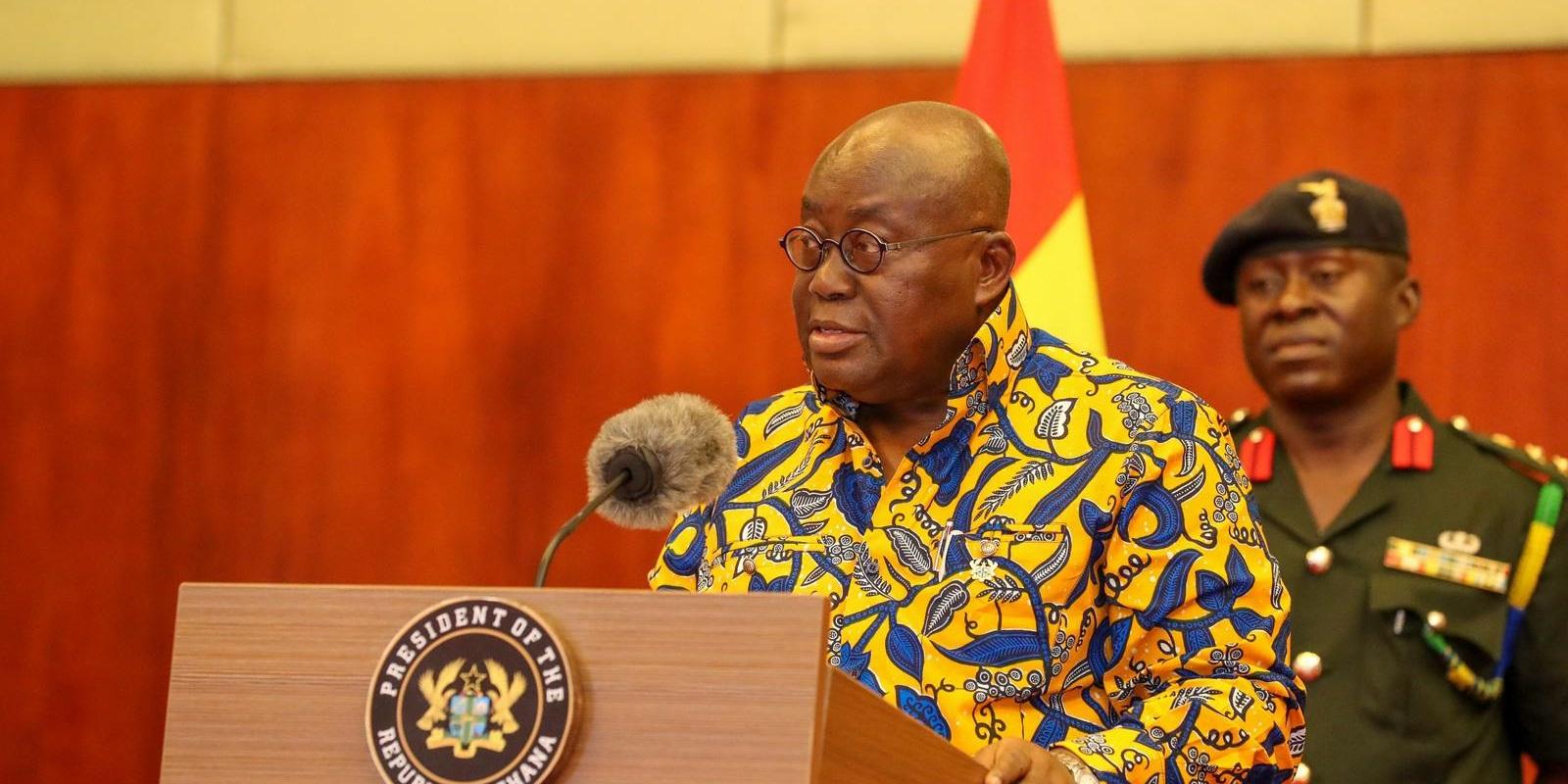İzleyin: MİLAT! Gana'nın Yeni Cumhurbaşkanı, Eşcinsel İlişkiyi Yasalaştırabilir!