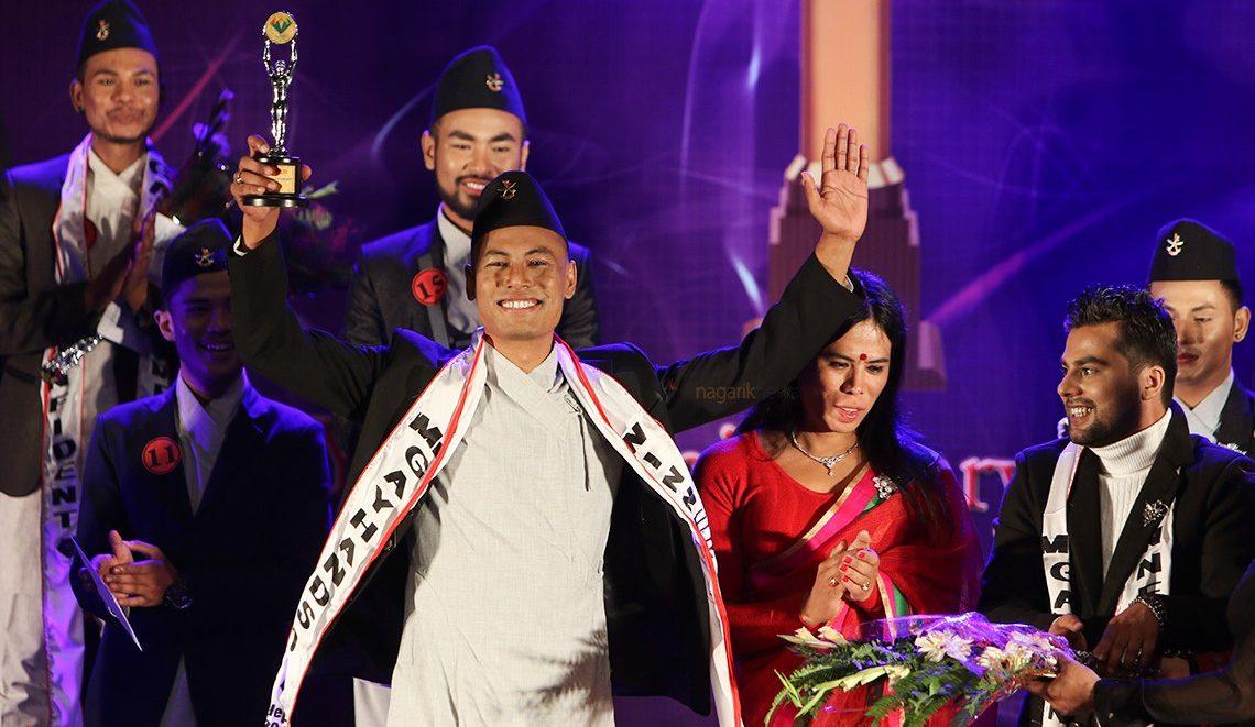 Nepal'in En Yakışıklı Gay Erkek Yarışmasının Galibiyle Tanışın!