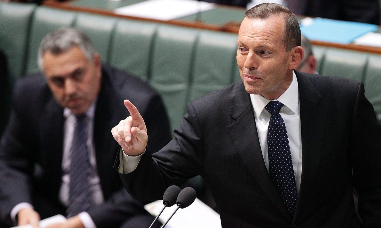Tony Abbott Çark Etti! 'Eşcinsel Evlilik Avustralya'yı Güçlendirecek'!