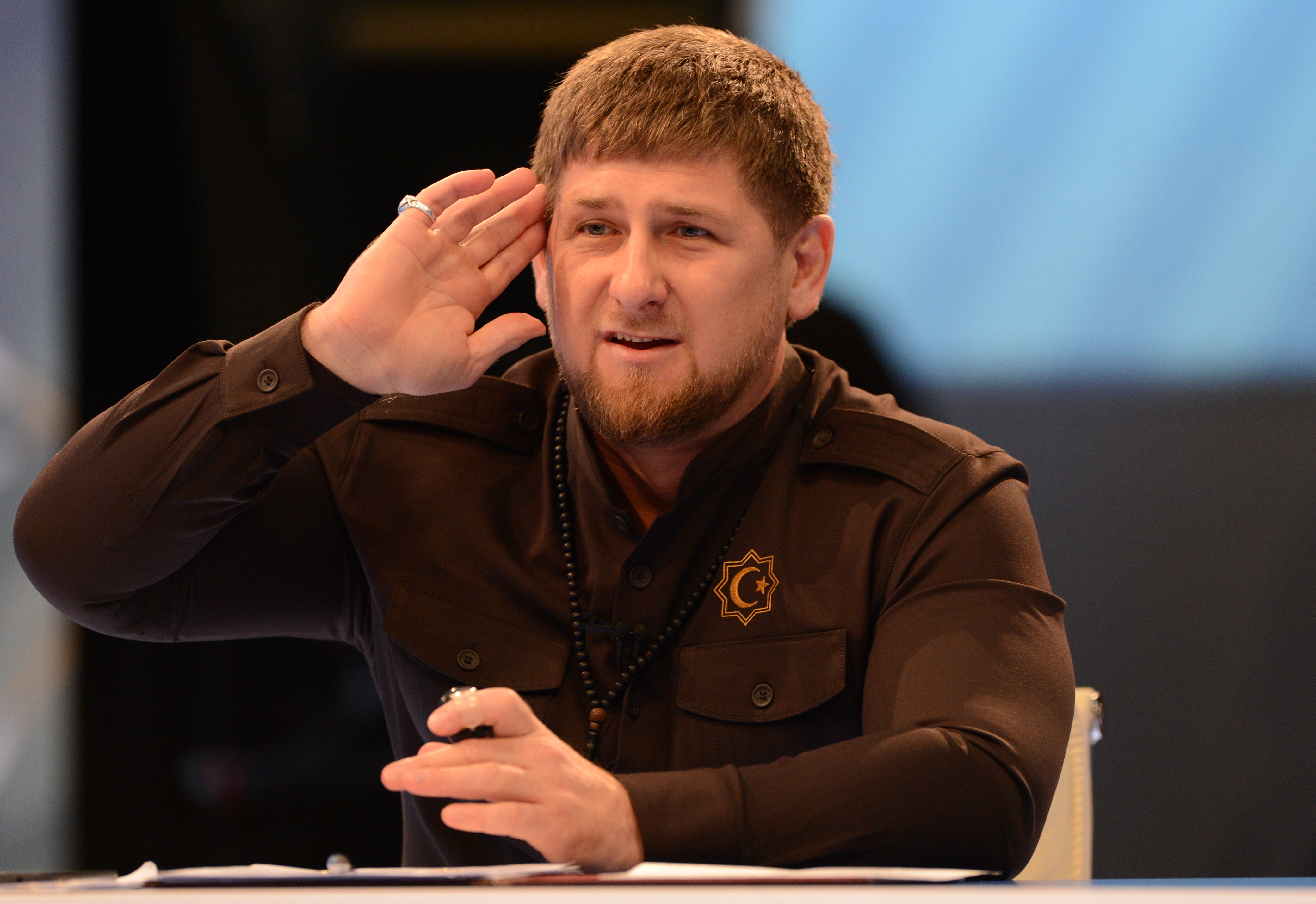 Çeçenistan'ın Lideri, Yeni Yaptırımlar Uyarınca ABD'de Yasaklandı!