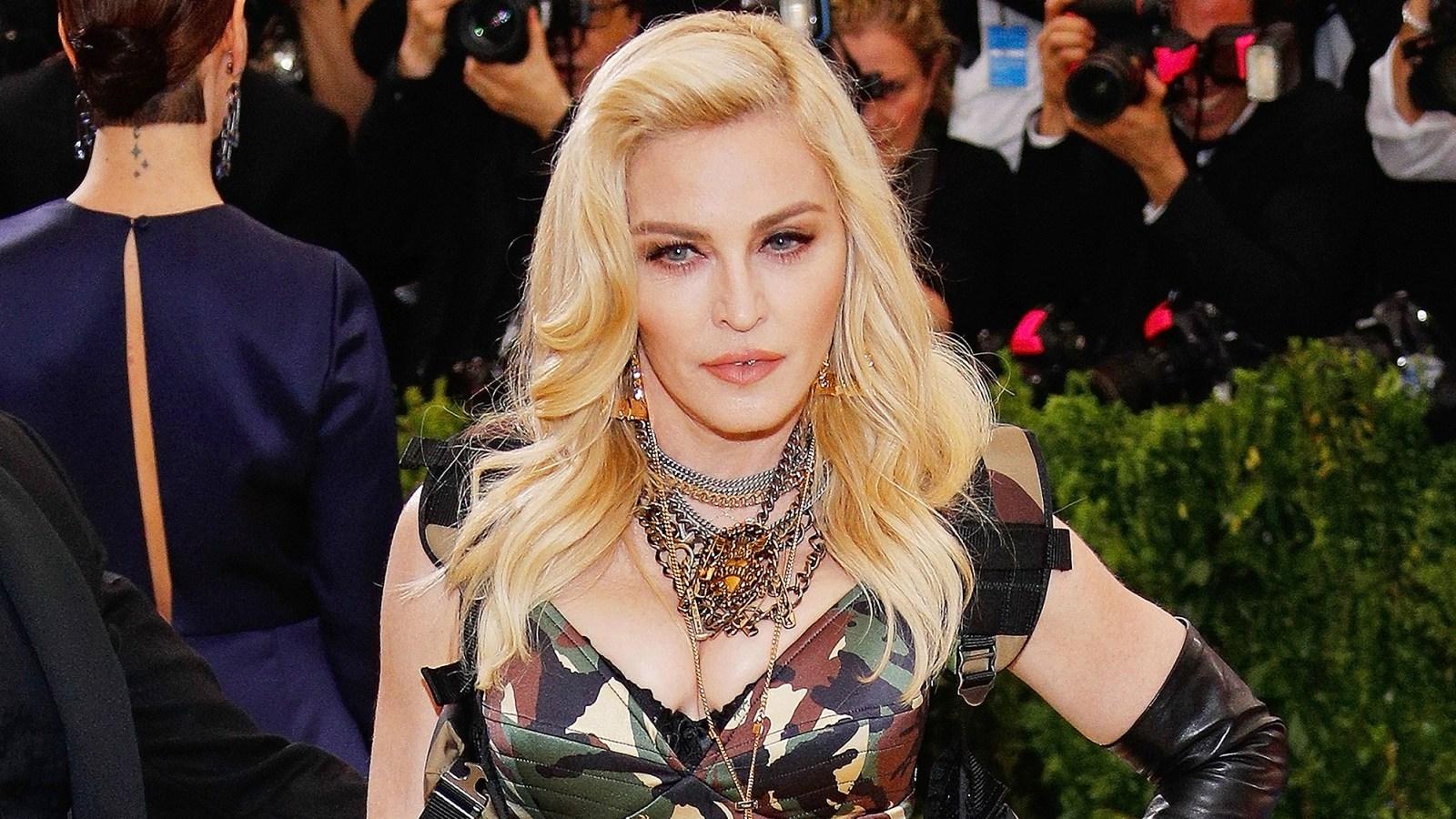 Madonna'nın Yıllardır Sokaklarda Yaşayan Erkek Kardeşi, Ailesiyle Barıştı!