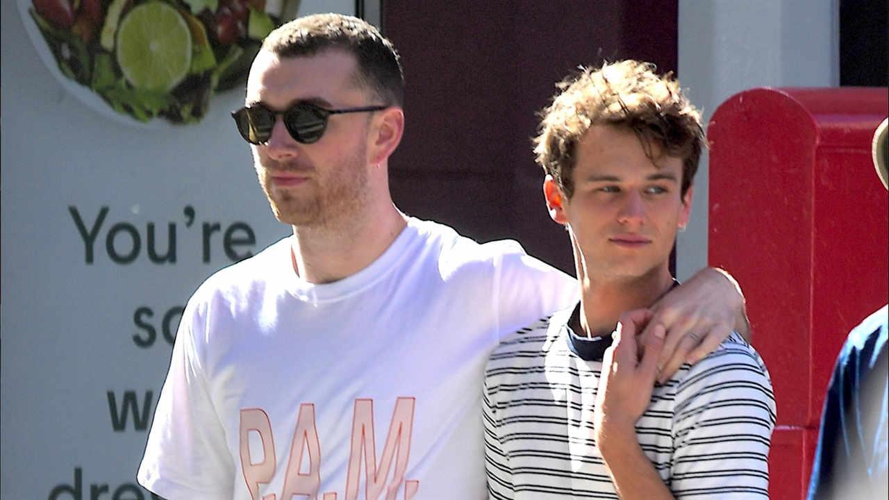 Sam Smith ve Brandon Flynn, Instagram'dan İlişkilerini 'Sonunda' Açıkladılar