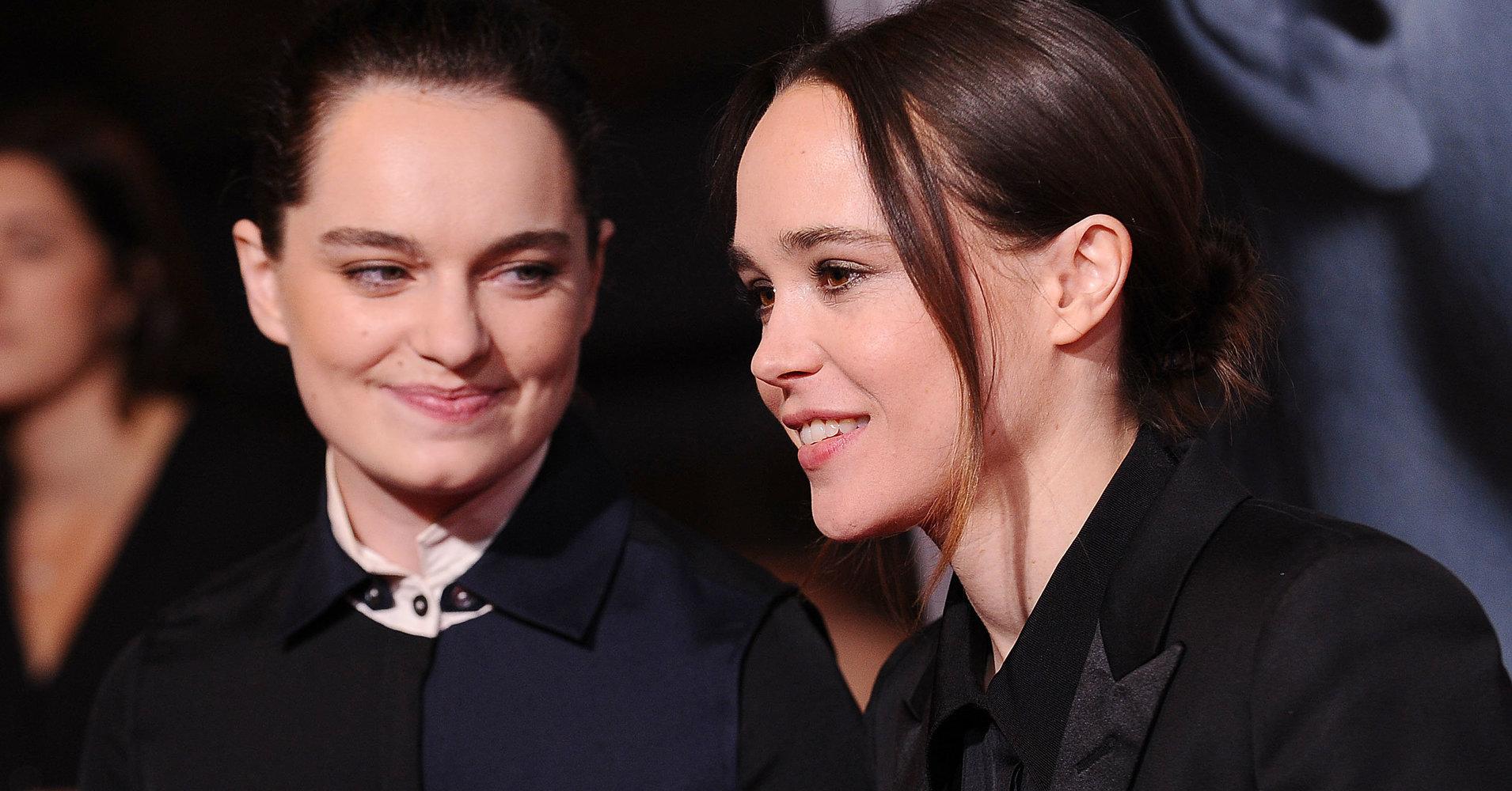Ellen Page, Sade ve Tatlı Bir Instagram Gönderisiyle Evlendiğini Açıkladı!