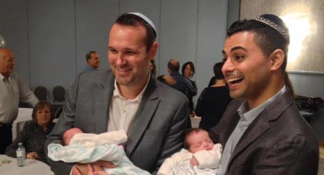 İkizlerinden Birisine ABD Vatandaşlığı Verilmeyince Eşcinsel Çift Dava Açtı