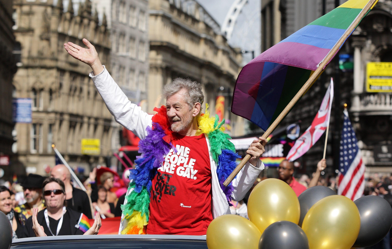 Ian McKellen, 'Eşcinsel Olduğunu Açıklamaktan Pişmanlık Duyan Birisiyle Hiç Karşılaşmadım'