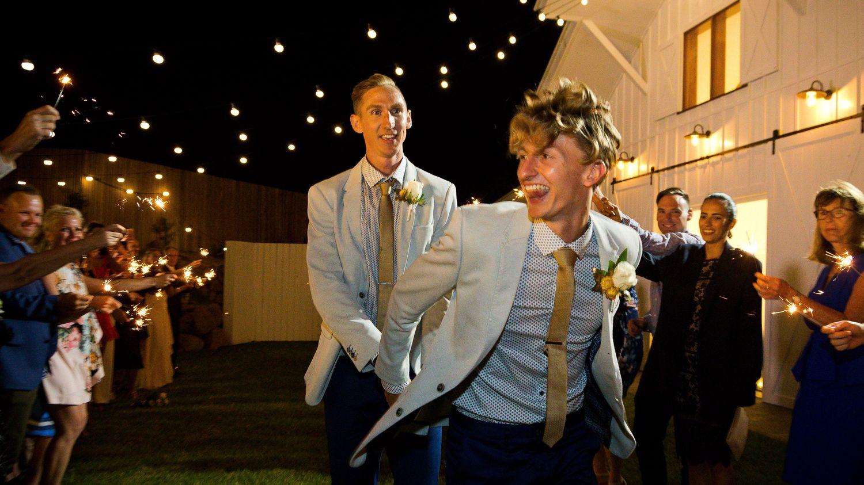 Avustralya'nın İlk Eşcinsel Düğünlerinin Muhteşem Fotoğrafları!