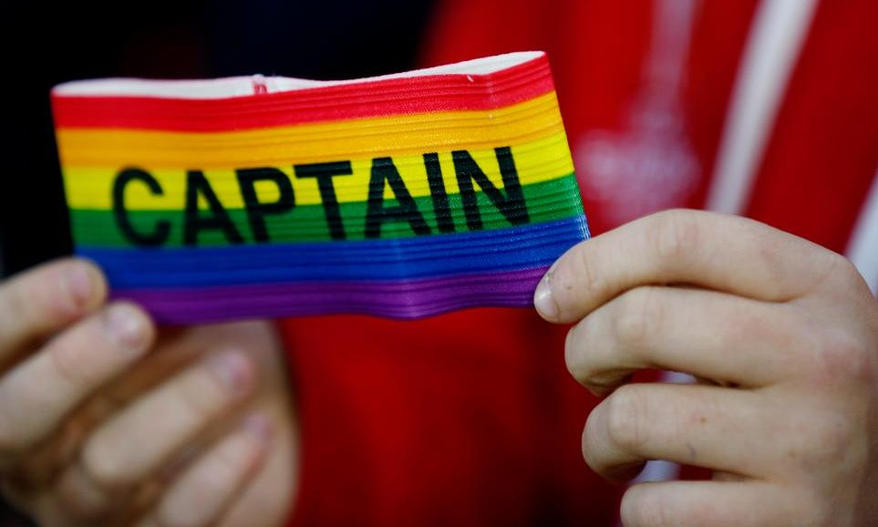 İzleyin: Yıldız Futbolcular, 'Kick It Out' Kampanyası Kapsamında Homofobiye Seslerini Yükseltti