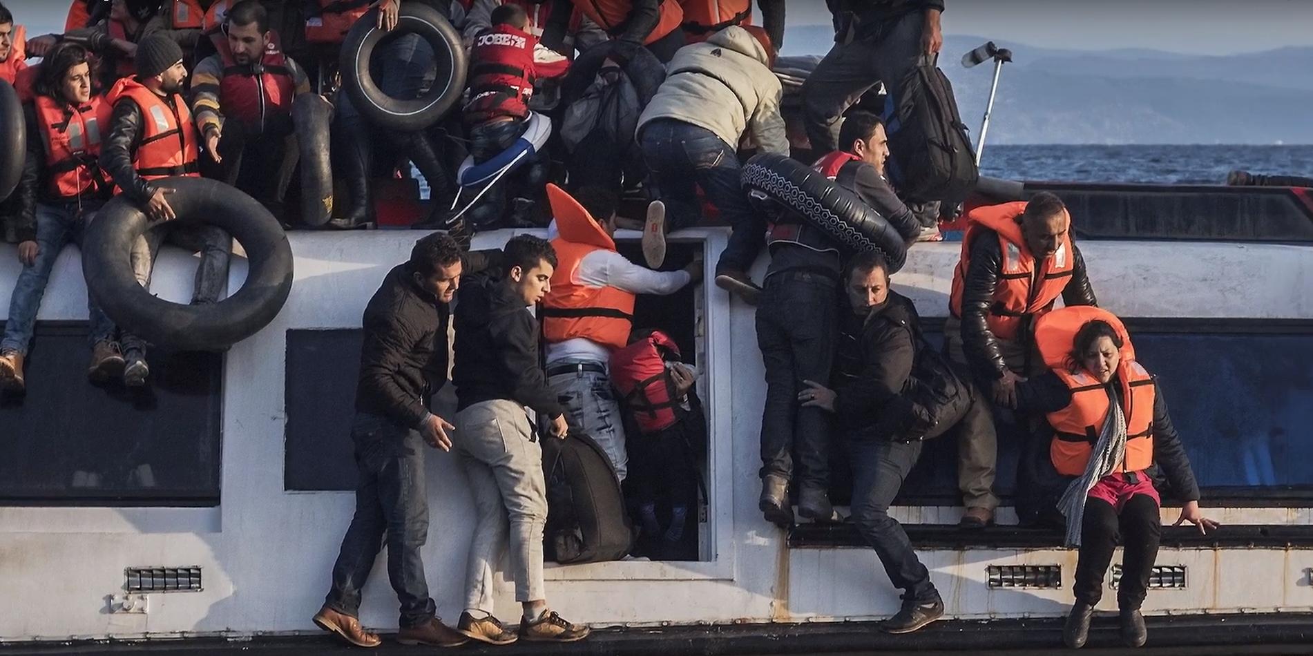 İzleyin: LGBT Mülteciler İçin Savaşan Fransız Çiftin Belgeseli