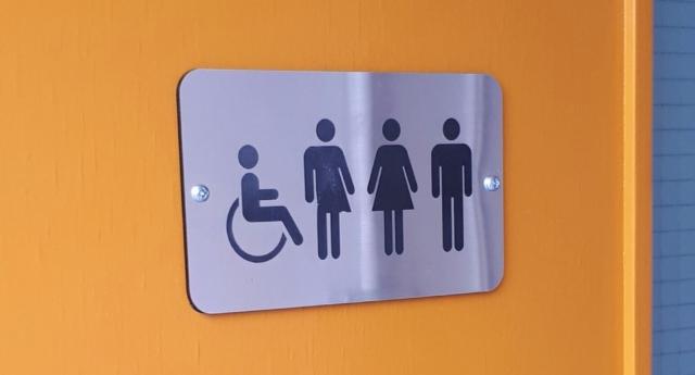 Dublin Üniversitesi'nde 170 Tuvalet Cinsiyetsizleştirildi!