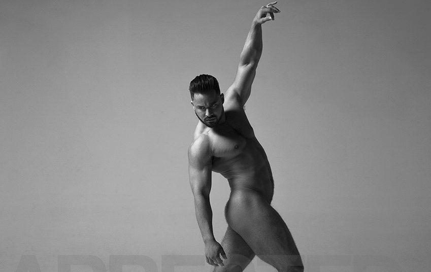 Çıplak Erkeklerin Baş Döndürücü Fotoğrafları, Vücut Olumlama Projesine Öncülük Ediyor