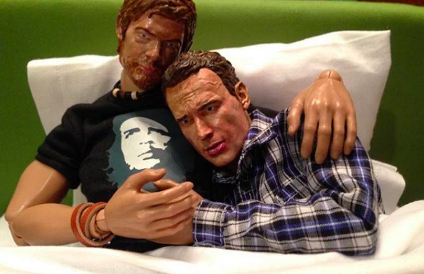 Bu Instagram Hesabı, Her 'Walking Dead' Hayranının Hayallerini Gerçekleştiriyor!