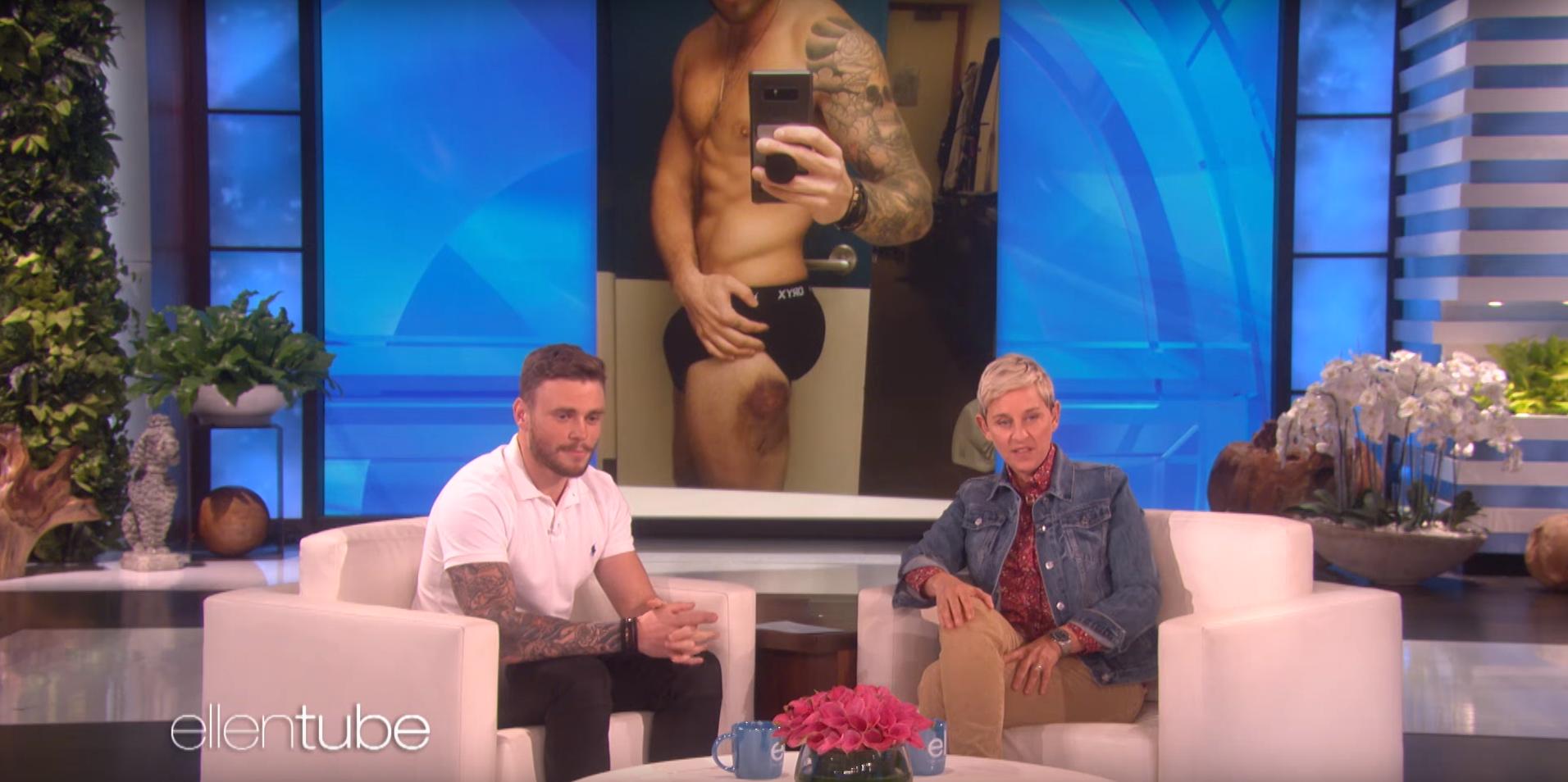 İzleyin: Gus Kenworthy, Çıplak Pozlarını Ellen'a Anlattı