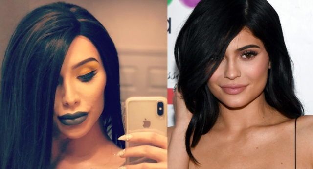 Transseksüel Model, Kylie Jenner'a Benzemek İçin Estetik Ameliyatına 75.000 Dolar Harcadı!
