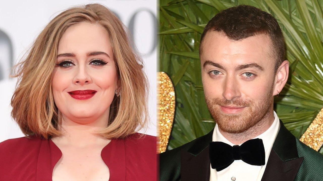 Çılgın Sam Smith-Adele Komplo Teorisi, Hayranları Çıldırttı!