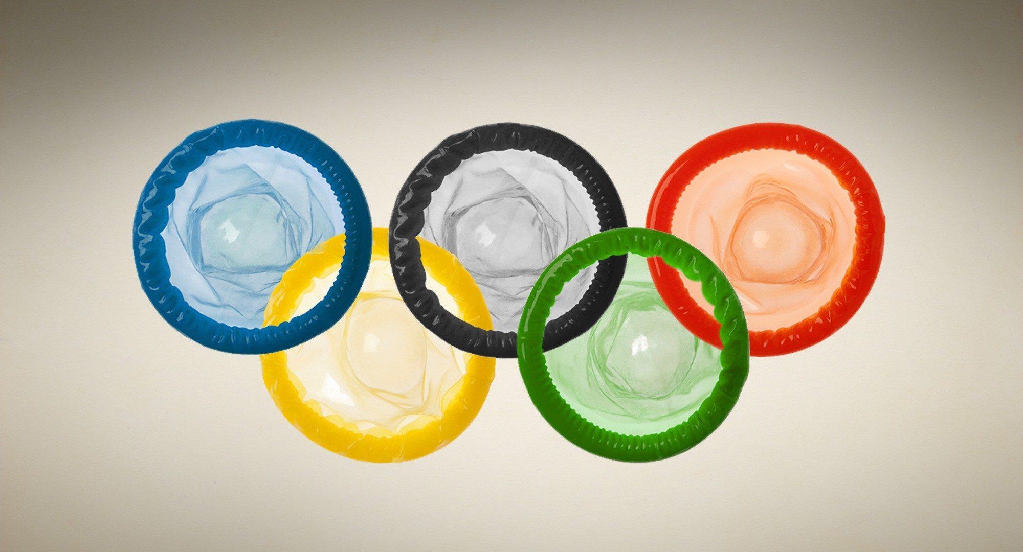 2018 Kış Olimpiyatları İçin Sporculara Rekor Sayıda Prezervatif Dağıtıldı!