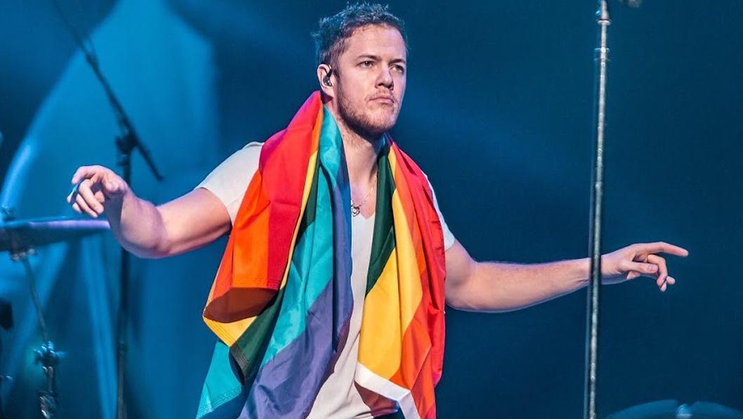 Imagine Dragons Solisti, Brezilya'da LGBT Eşitliği İçin Haykırdı!